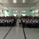 482 alunos recebem certificados do Proerd em Formoso do Araguaia