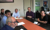 Em reunião ficou acordado que a Universidade e o Governo do Tocantins celebrarão um Convênio de Cooperação Técnica