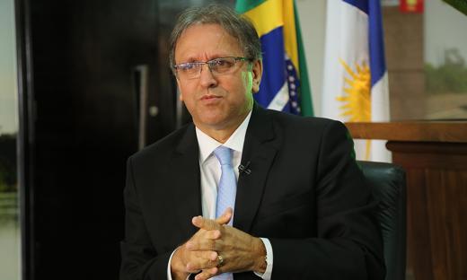 O governador Marcelo Miranda volta ao sul do Estado nesta segunda-feira, 4, para inaugurar obras rodoviárias