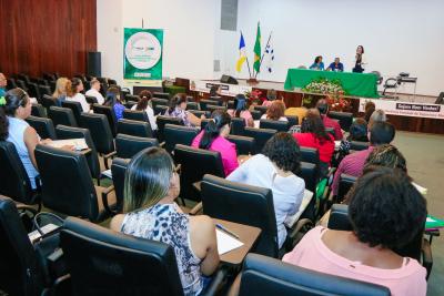 Encontro reúne conselheiros estaduais, delegados tocantinenses que participaram da 5ª Conferência Nacional de SAN entre outros.