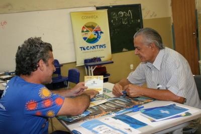 O Governo do Estado apresenta informações  sobre as oportunidades de investimentos na região do Jalapão