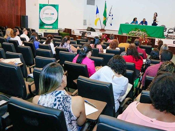 Encontro reúne conselheiros estaduais, delegados tocantinenses que participaram da 5ª Conferência Nacional de SAN entre outros