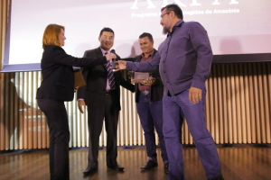 O evento contou com a participação de técnicos dos estados da Amazônia Legal e MMA