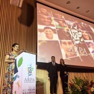 Dioneia Ferreira, gestora da Reserva de Desenvolvimento Sustentável Igapó-Açu