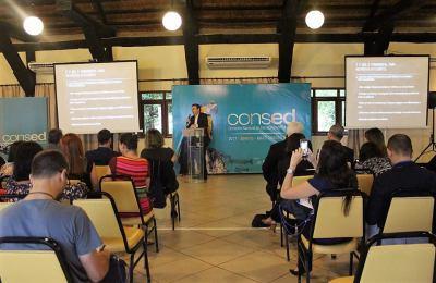 O encontro é realizado no Mato Grosso do Sul e reúne secretários de Educação de todo o País
