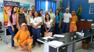 Comunidade participa de ações ambientais do Naturatins