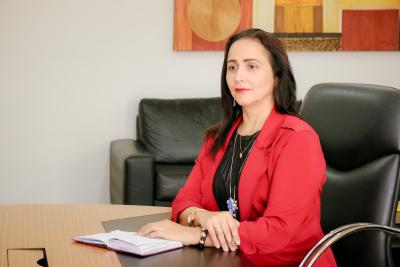 Secretária Patrícia é uma das representantes do Tocantins