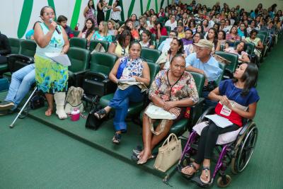 A 11ª Conferência Nacional de Assistência Social acontece em Brasília (DF)