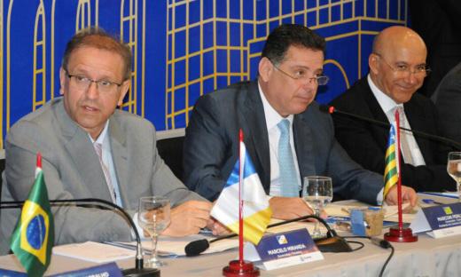 Reunião dos governadores ocorre nesta quarta-feira, 6, em Brasília. Na pauta está a eleição do novo presidente do grupo e aprovação do planejamento e projetos prioritários, entre outros assuntos