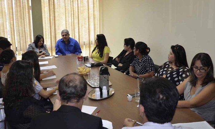 Reunião ordinária do Conselho Penitenciário do Tocantins