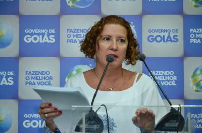 Maria Ester, presidente do CEE/GO será palestrante