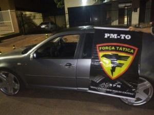 Veículo usado pelos suspeitos durante a fuga_300.jpg