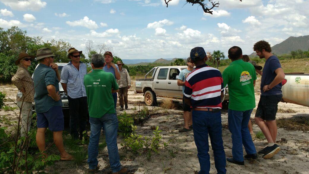 Pesquisadores da Alemanhã e Austrália visitam a APA e o Parque Estadual do Jalapão