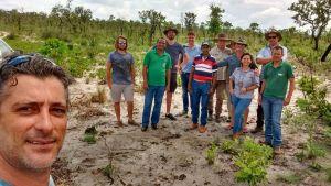 Pesquisadores da Alemanha e Austrália visitam a APA e o Parque Estadual do Jalapão
