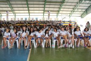 900 alunos participam de formatura do Proerd em Palmas.JPG