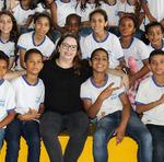 Educadora vê o Proerd como uma ferramenta imprescindível na orientação às crianças sobre as drogas e seus malefícios