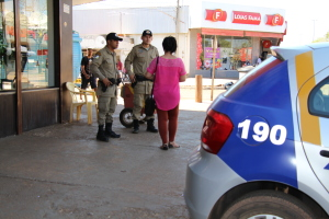 Polícia Militar vai proporcionar segurança ao cidadão durante o final de ano.JPG