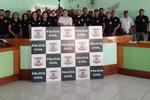 Policiais Civis participam de curso de inspeção veicular em Araguatins