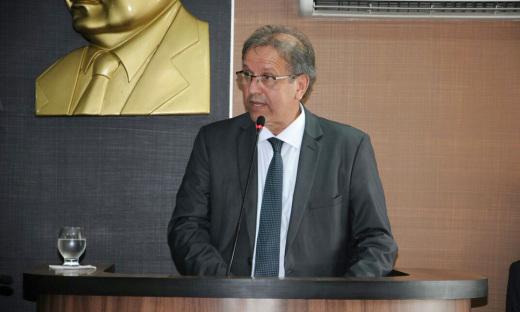 O governador Marcelo Miranda destacou o papel histórico do município na consolidação do Estado do Tocantins a partir de 1988