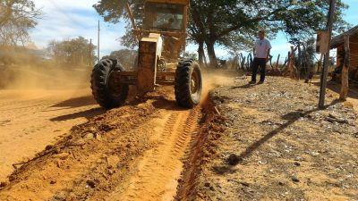 Para compra de materiais, foram investidos R$ 42 mil em materiais hidráulicos