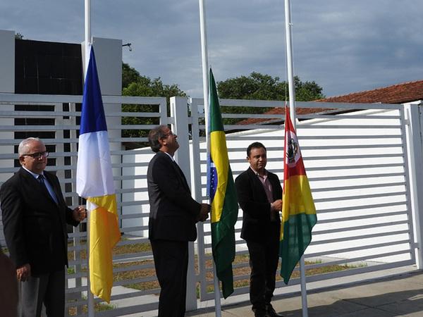 De acordo com o governador Marcelo Miranda, a data deste dia 7 é momento de se orgulhar do passado olhando para o futuro