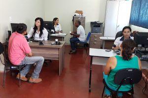 Os atendimentos foram realizados durante todo o dia na sede da Prefeitura de Miracema