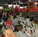 64 jovens e adolescentes receberam o certificado de Bombeiro Mirim