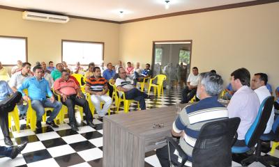 Reunião contou com a participação de 54 cooperados que atuam na região do Bico do Papagaio