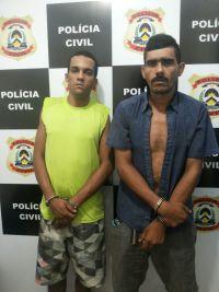 Suspeitos por tentativa de homicídio são presos pela Polícia Civil em Guaraí