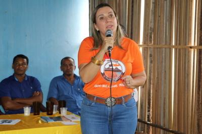 A primeira da Dulce Miranda destaca importância do saneamento para saúde da comunidade