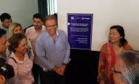 Governador entrega nova Delegacia reformada para comunidade de Brejinho de Nazaré