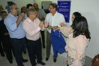Governador Marcelo Miranda e secretário César Simoni entregam novas instalações da DECA e da DPCA em Palmas