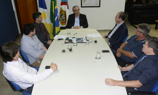 Governo do Estado firma parceria com a Universidade Federal do Tocantins