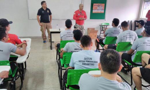 Escola Penitenciária promove 2° Curso de Alinhamento Operacional