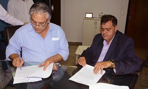 Jucetins e Secretaria de Segurança Pública assinaram Termo de Cooperação Técnica do Simplifica