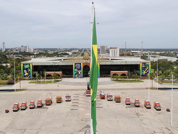 Corpo de Bombeiros Militar do Tocantins comemora 25 anos de criação
