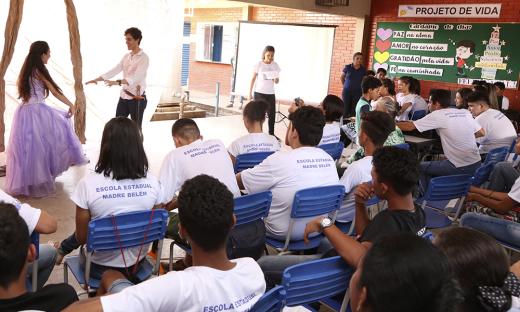 Programa Escola Jovem Em Ação muda perspectivas de estudantes