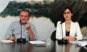 O Conselho é presidido pela secretária Meire Carreira e tem o diretor de Planejamento e Gestão de Recursos Hídricos, Aldo Azevedo, como secretário executivo