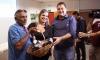 Claudia Lelis realizou a entrega simbólica de 100 mil quilos de sementes a agricultores familiares de 103 municípios tocantinenses. Recursos são de emenda parlamentar do deputado César Hallun