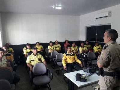 Curso de Atualização Agentes de Trânsito Gurupi