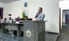Superintendente de Gestão Ambiental do Naturatins, Natal Cesar, participou da abertura do evento