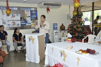 Subsecretário, Fernando Suarte, deseja a todos os servidores boas festas