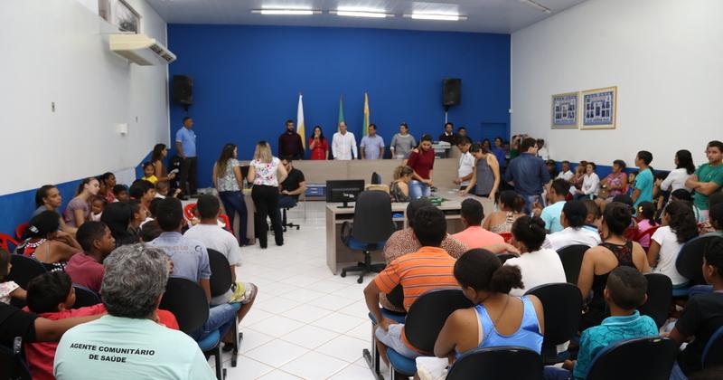 Projeto Tocantins mais Cidadania inicia ações no município de Santa Fé do Araguaia. Ademir dos Anjos - Governo do Tocantins.JPG