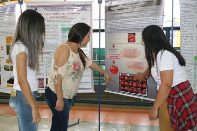 Estudantes do Centro Universitário Unirg apresentam  evoluções tecnológicas que resultaram em produtos consumidos no dia-a-dia