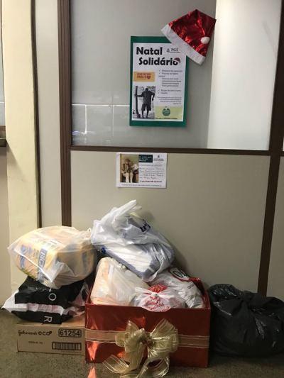 Entrega dos donativos do Natal Solidário será 21 de dezembro