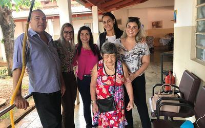 Natal Solidário da PGE/TO - Abrigo João XXIII