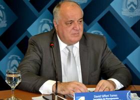 Secretário da Seplan, David Torres, falou sobre a aprovação da LOA