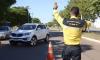 Detran investiu também em ações de fiscalização para garantir mais segurança no trânsito aos pedestres e condutores