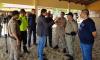 Polícia Militar e Forças de Segurança participam de inspeção final na Praia das Arnos em Palmas