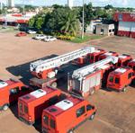 Outros R$ 2.988.903,46 foram destinados para aquisição de viaturas e equipamentos operacionais de salvamento busca e resgate
